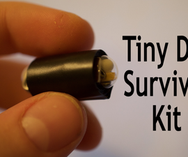 Worlds Smallest DIY Survival Kit