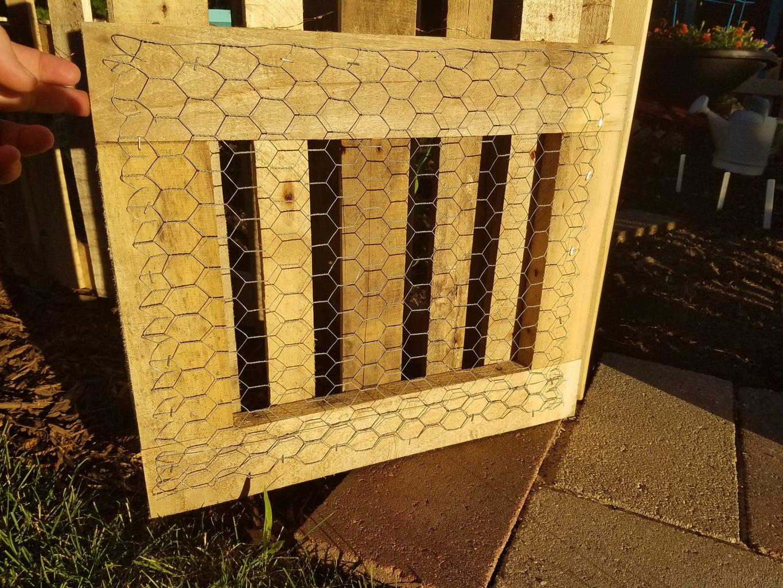 Optional: Cut a Gate