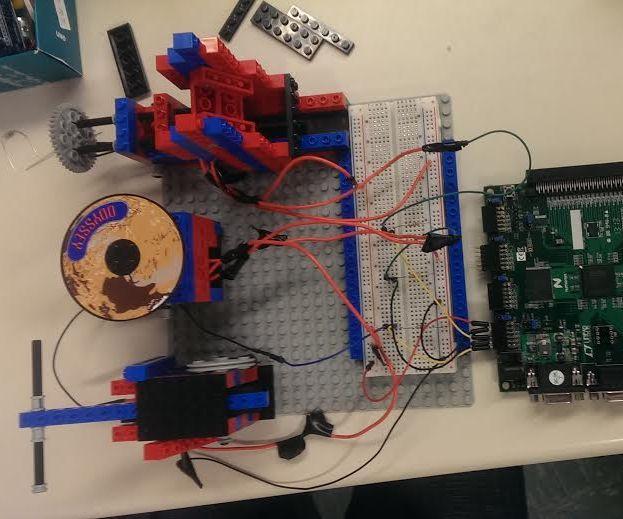 Bop It with FPGA Board