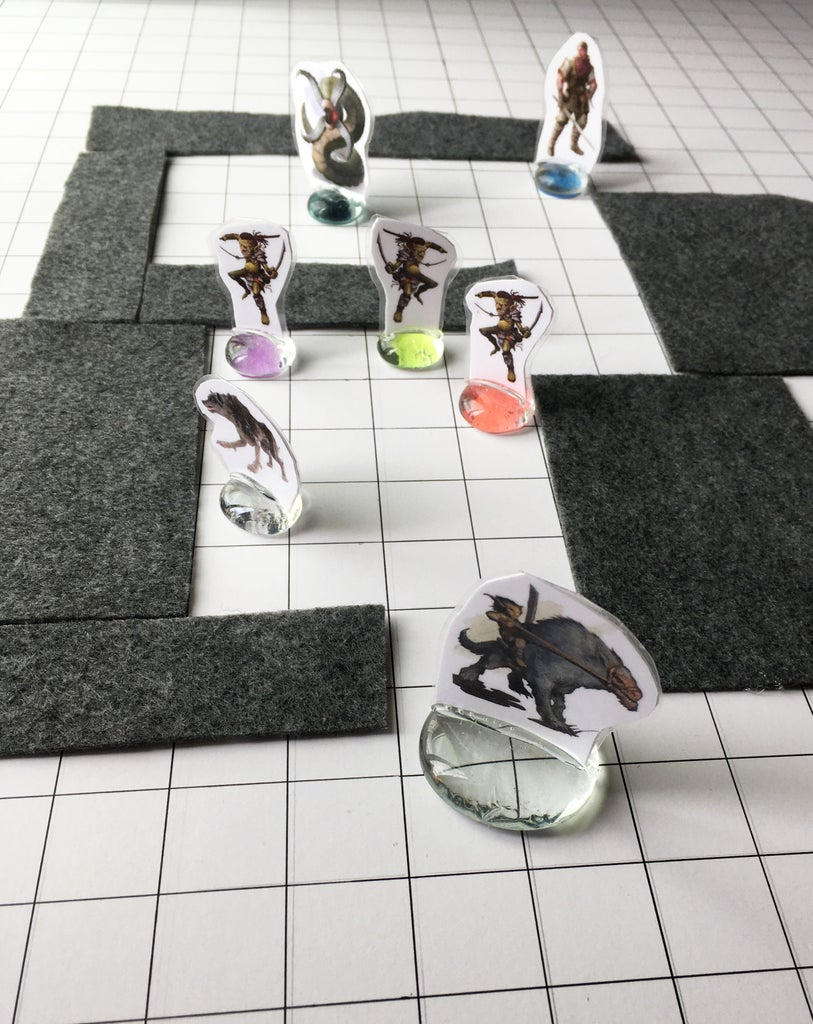 Budget-Friendly D&D Miniatures