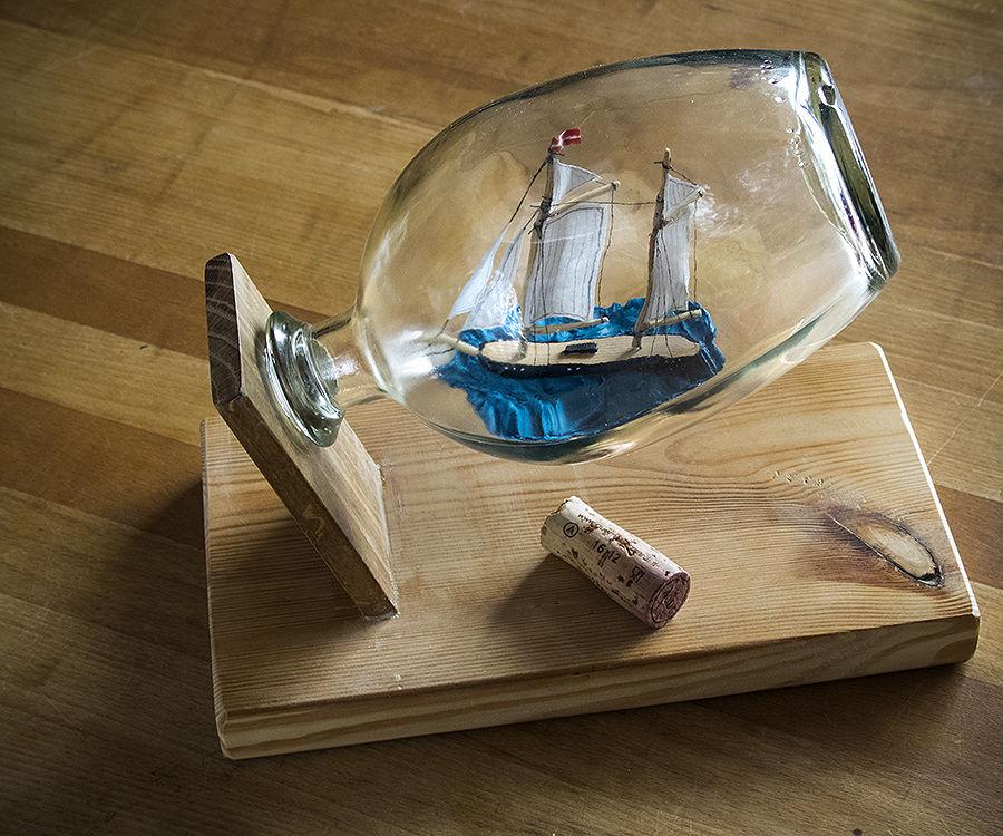 Bottle Ship