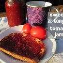 Sweet & Tangy Tomato Jam