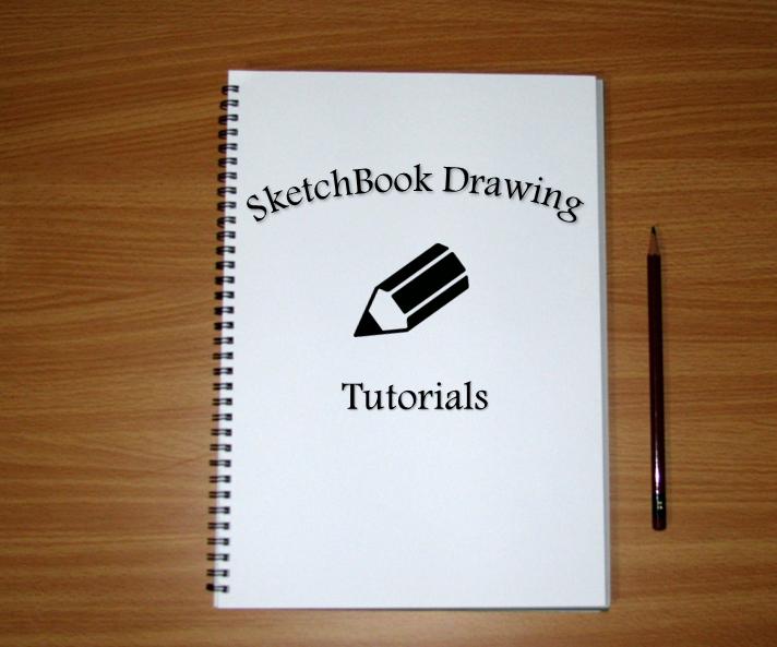 Sketch Book Tutorials 20: Under Armor Logo