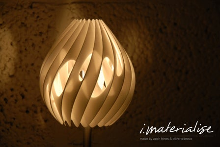 Design Your Own 3D Printed Table Lamp