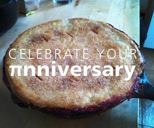 πnniversary   Celebrate Your π Anniversary!