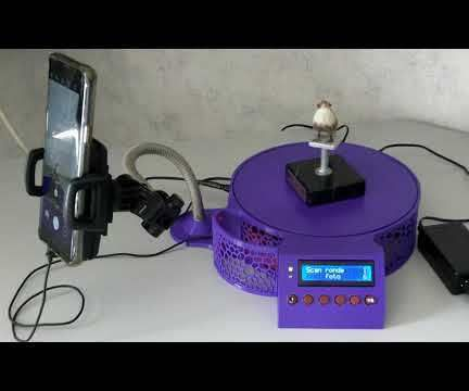 Automated 3D Scanner