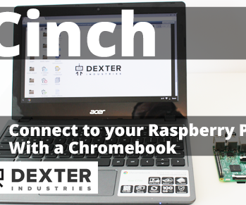 Connect to your Raspberry Pi Robot from a Chromebook