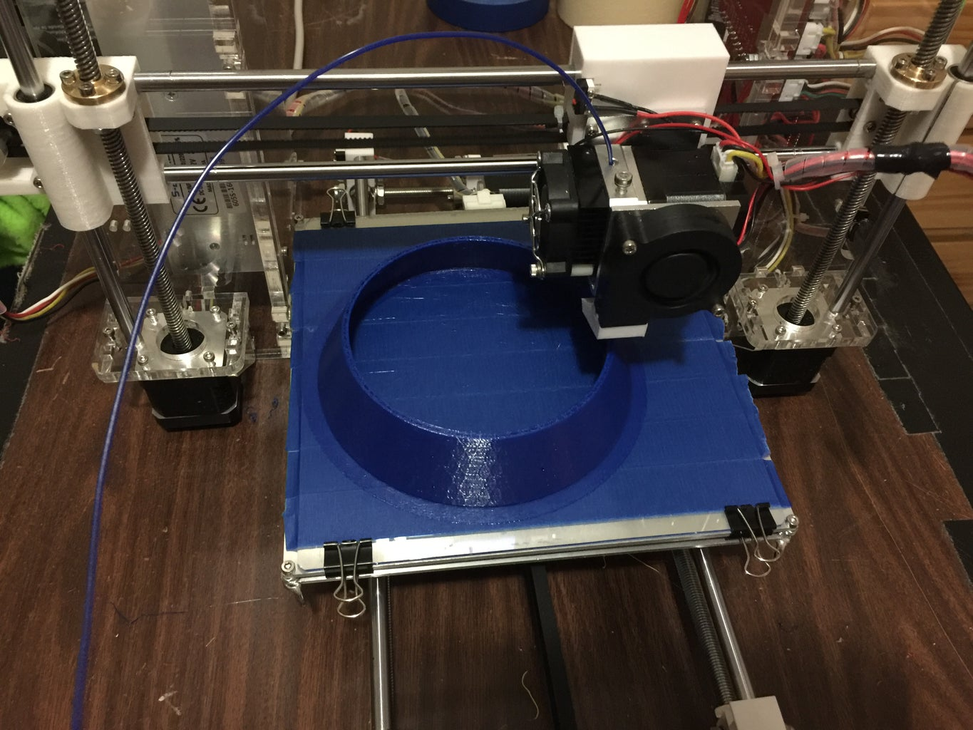Printing the Funnels