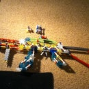 knex m18d rbg semi assault rifle