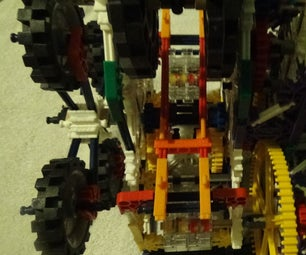 K'nex Flywheel Ball Launcher (by Austron) Instructions