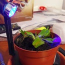 3d printed uv plant lighting