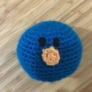 Cute Platypus Yarn Teddy