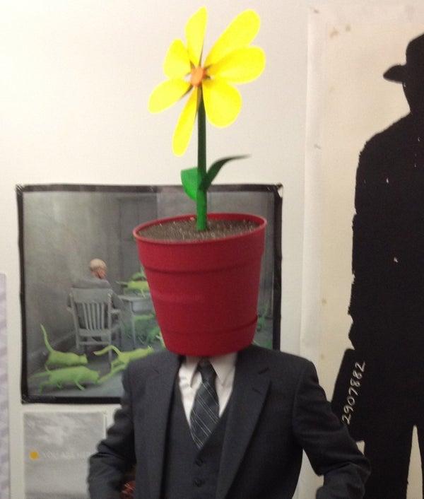 Flowerpot Costume