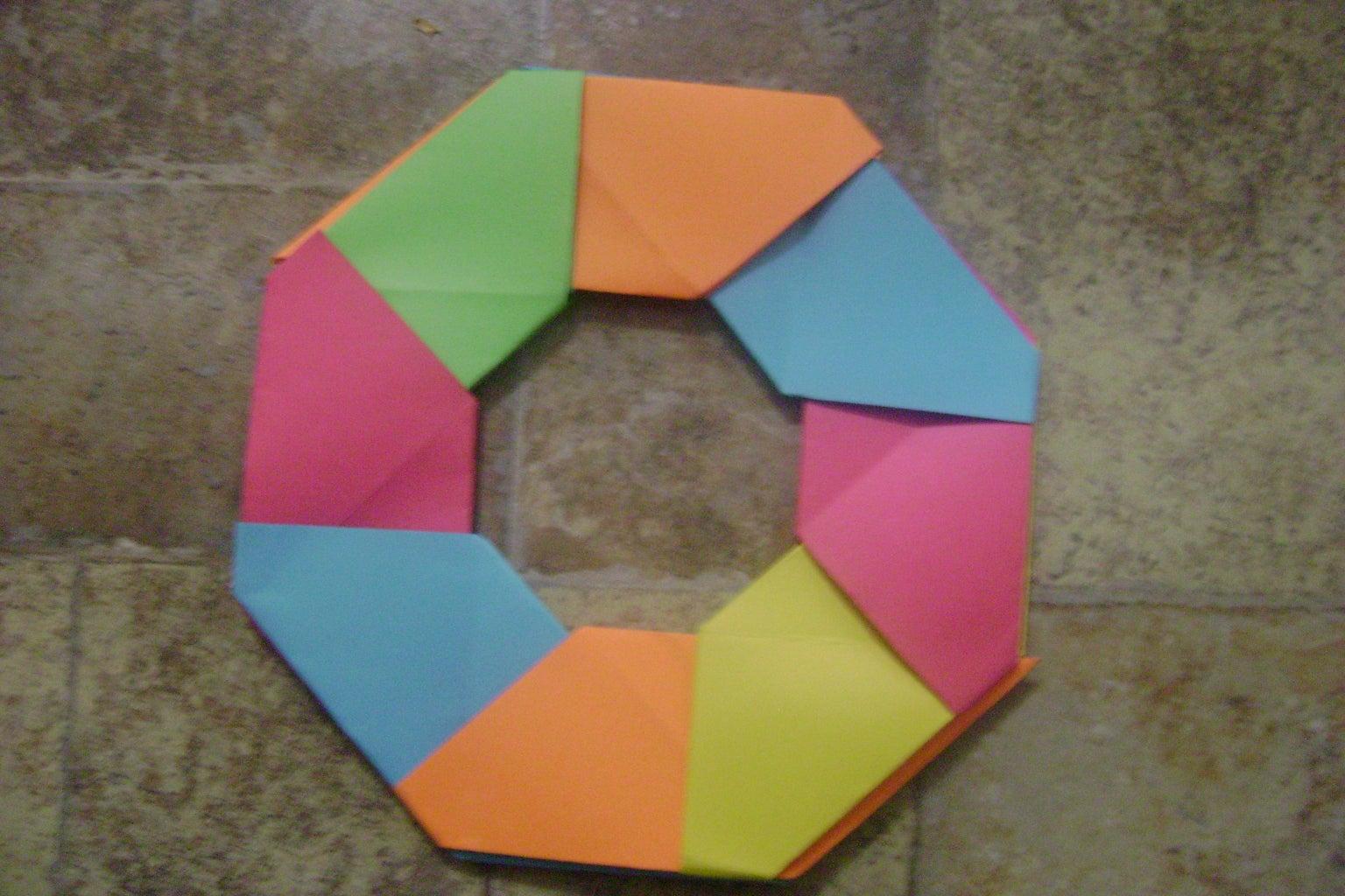 Step #7 Finishing Your Pinwheel!