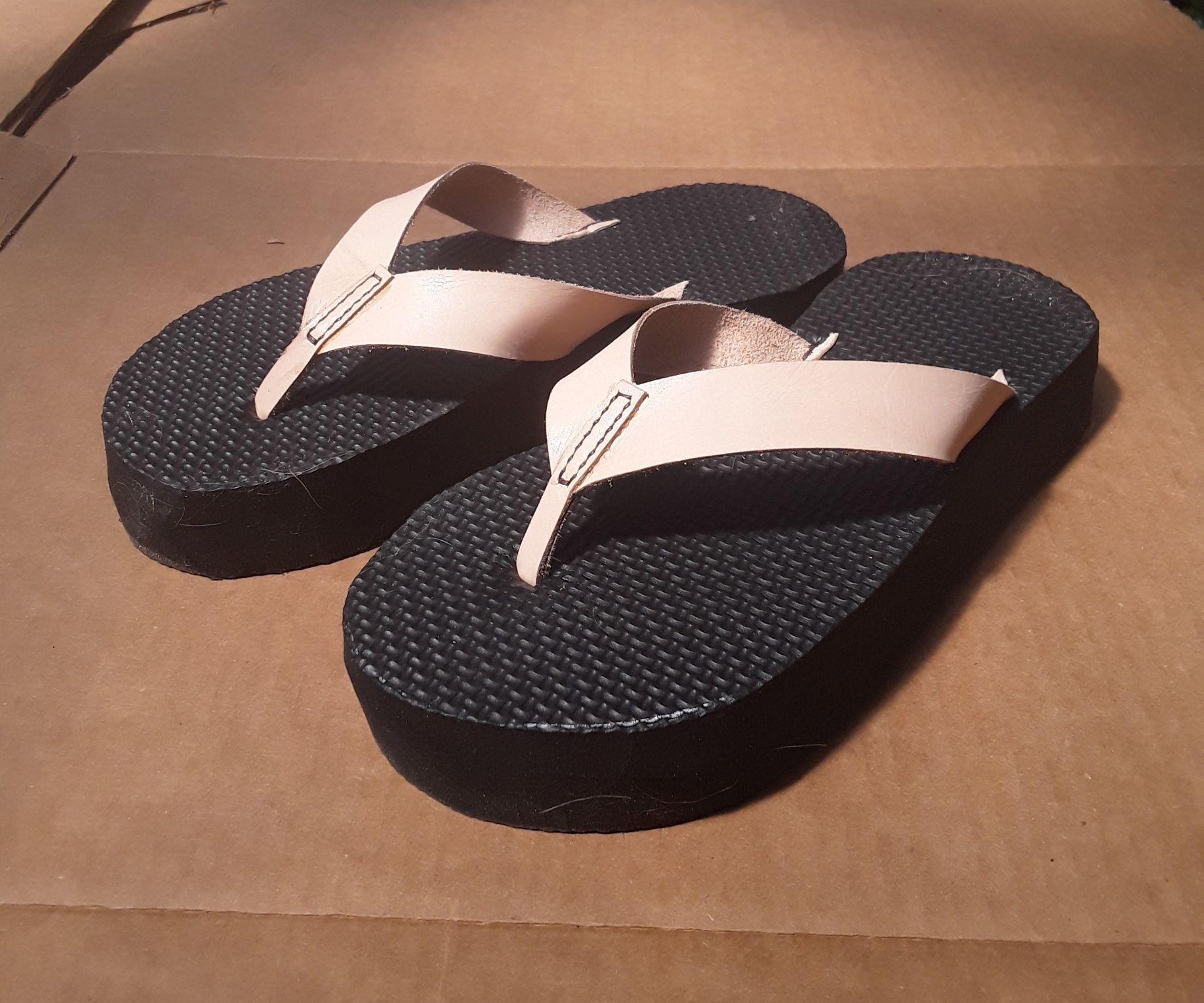 Soft Flip Flops