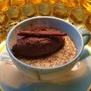 Chocolate Chai Panna Cotta