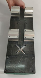 Step 2: X Axis Assembly