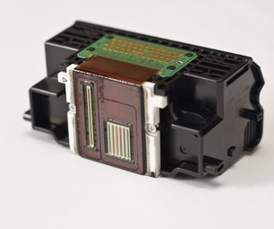 How to Recover a Dry Printer Head