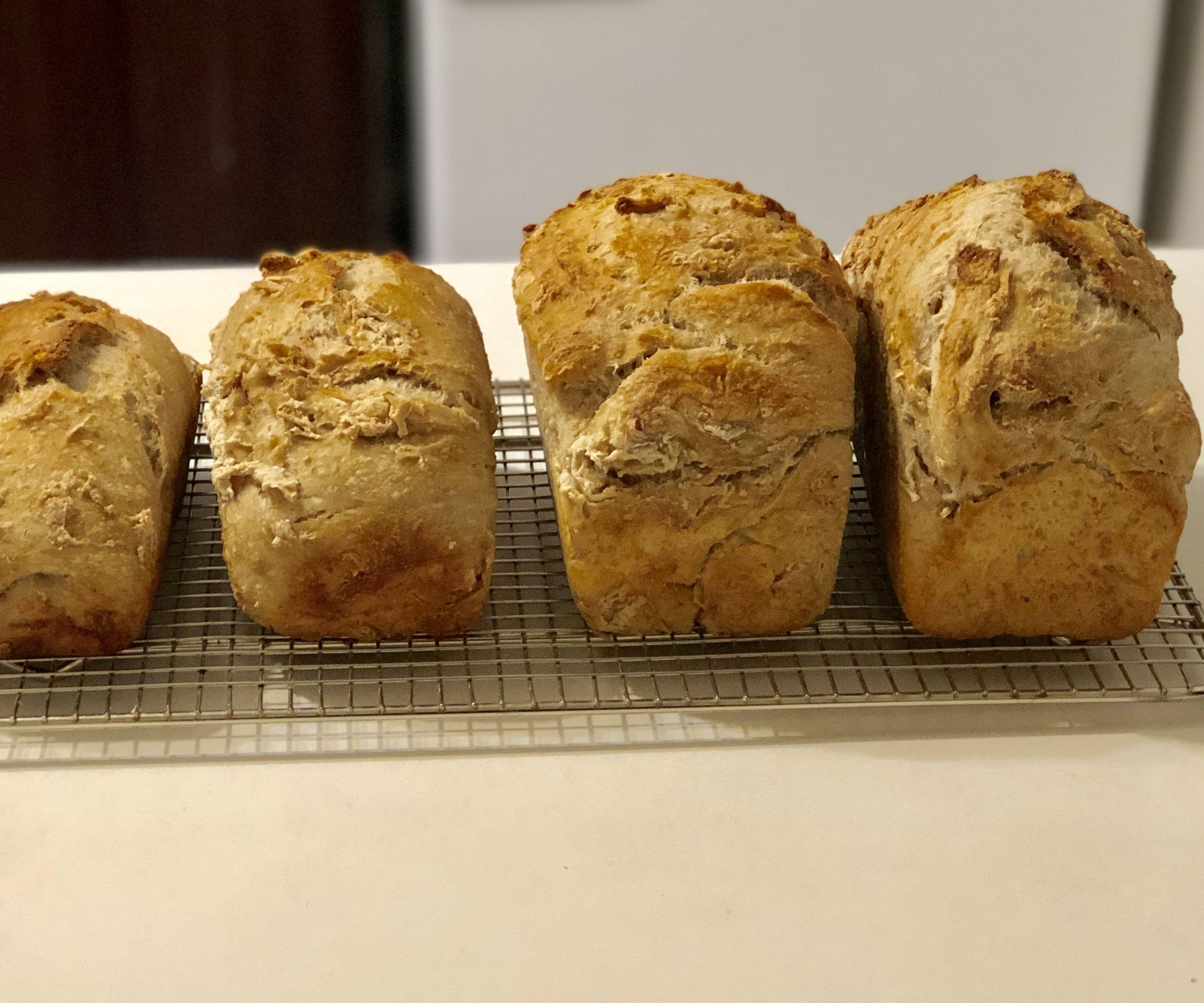 Super Easy Sourdough Bread