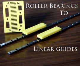 Roller Bearing to Linear Rails   Bed Leveling Issue   Kuongshun K10 3d Printer Y-axis Repair