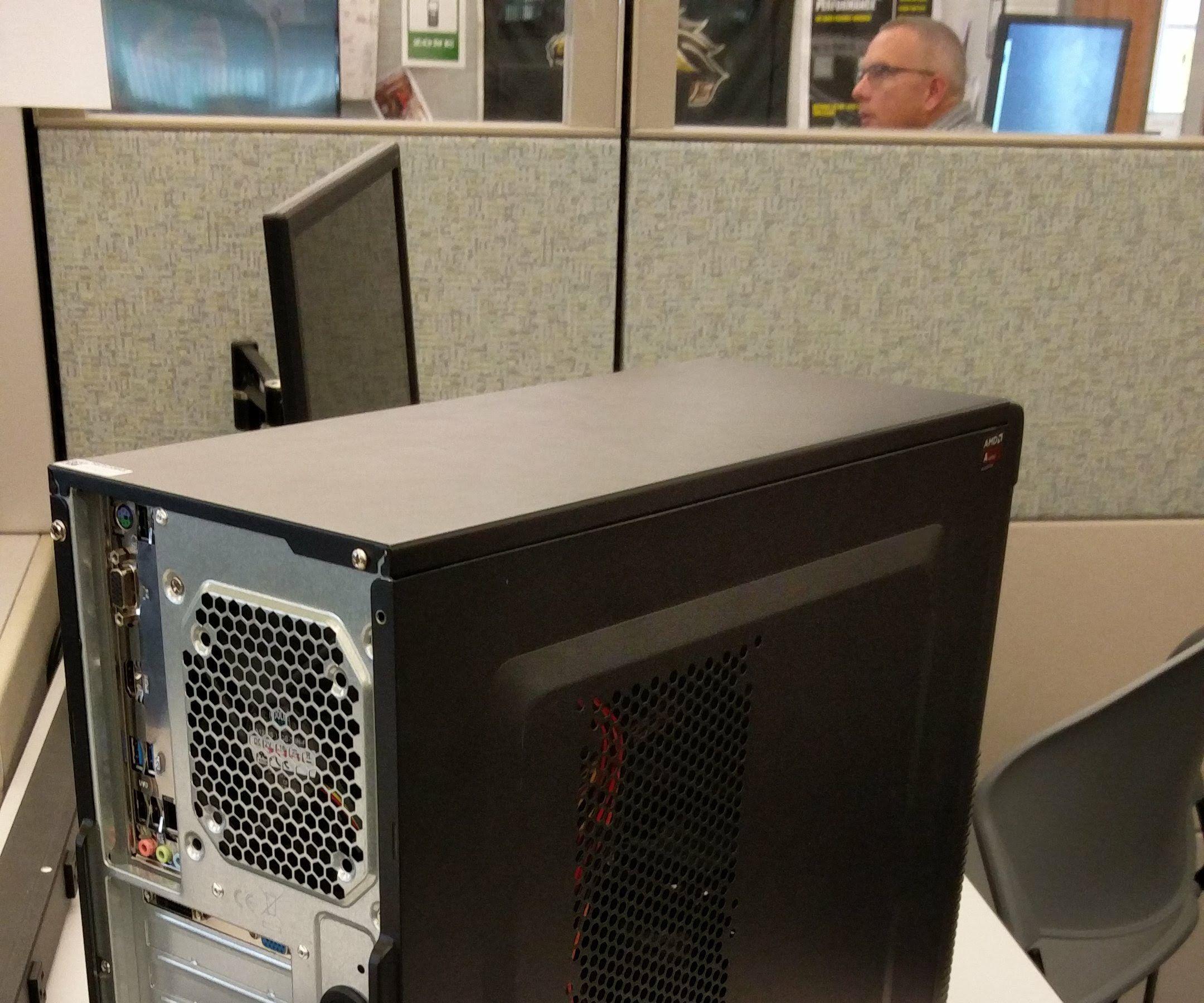 ADM Computer Build