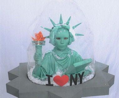 Statue of Liberty Snowglobe