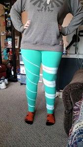Vanellope's Tights/Leggings