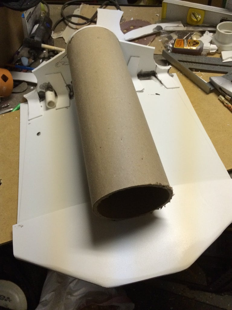 Building the First Pieces of the Jetpack