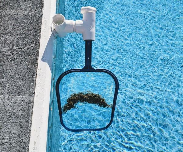 轻松的游泳池撇渣 - 易于制作