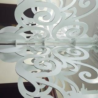 Large Silhouette Chandelier Decoration, the Grandelier