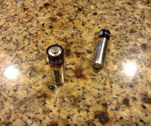 Battery Juice Checker