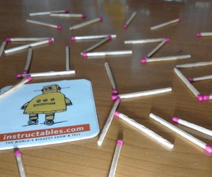 Matchsticks Puzzle Game (Try It Now!)