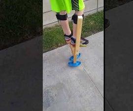 Easy to Make Stilts