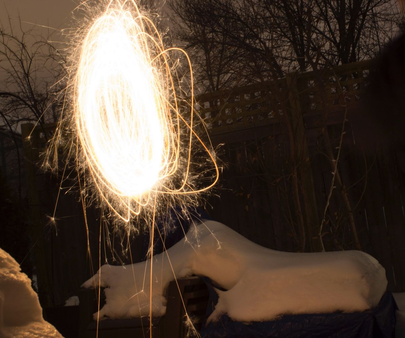 How To: Light Painting Photography