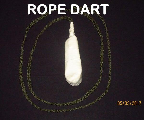 Practice Rope Dart/Meteor Hammer