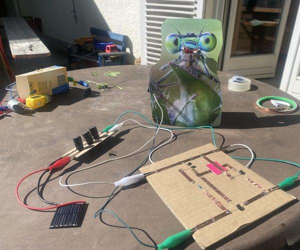 Solar Engine Circuit Boards