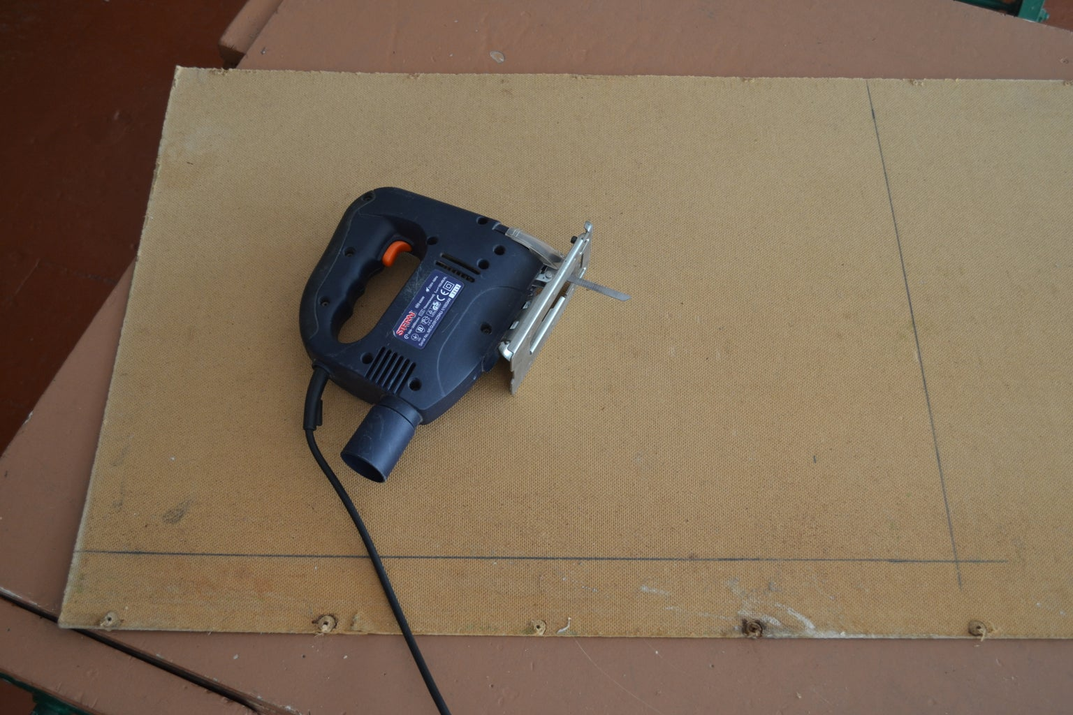 Step 4:Cutting the Base