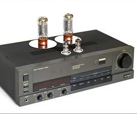 Optical Potentiometer for a DIY Amplifier