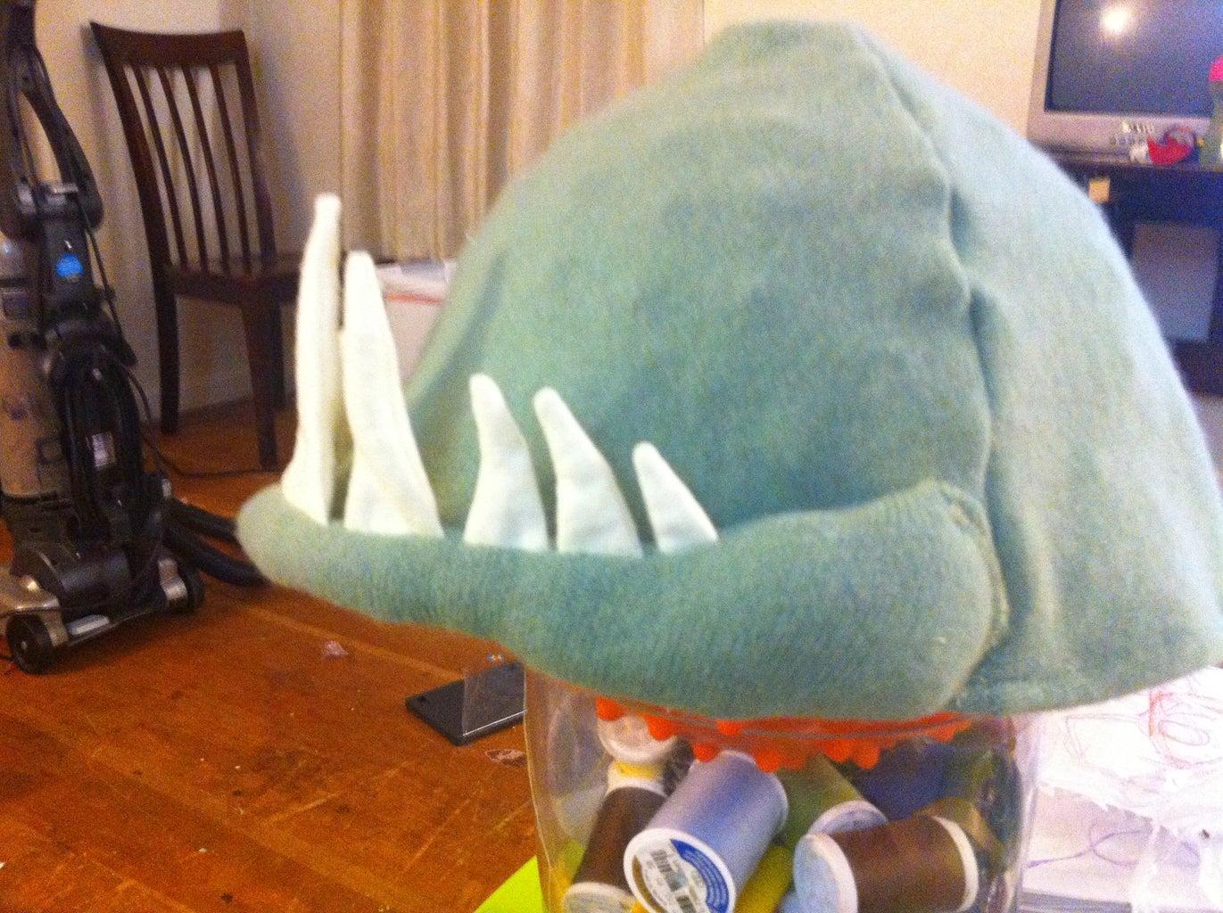 Sew Body of Hat
