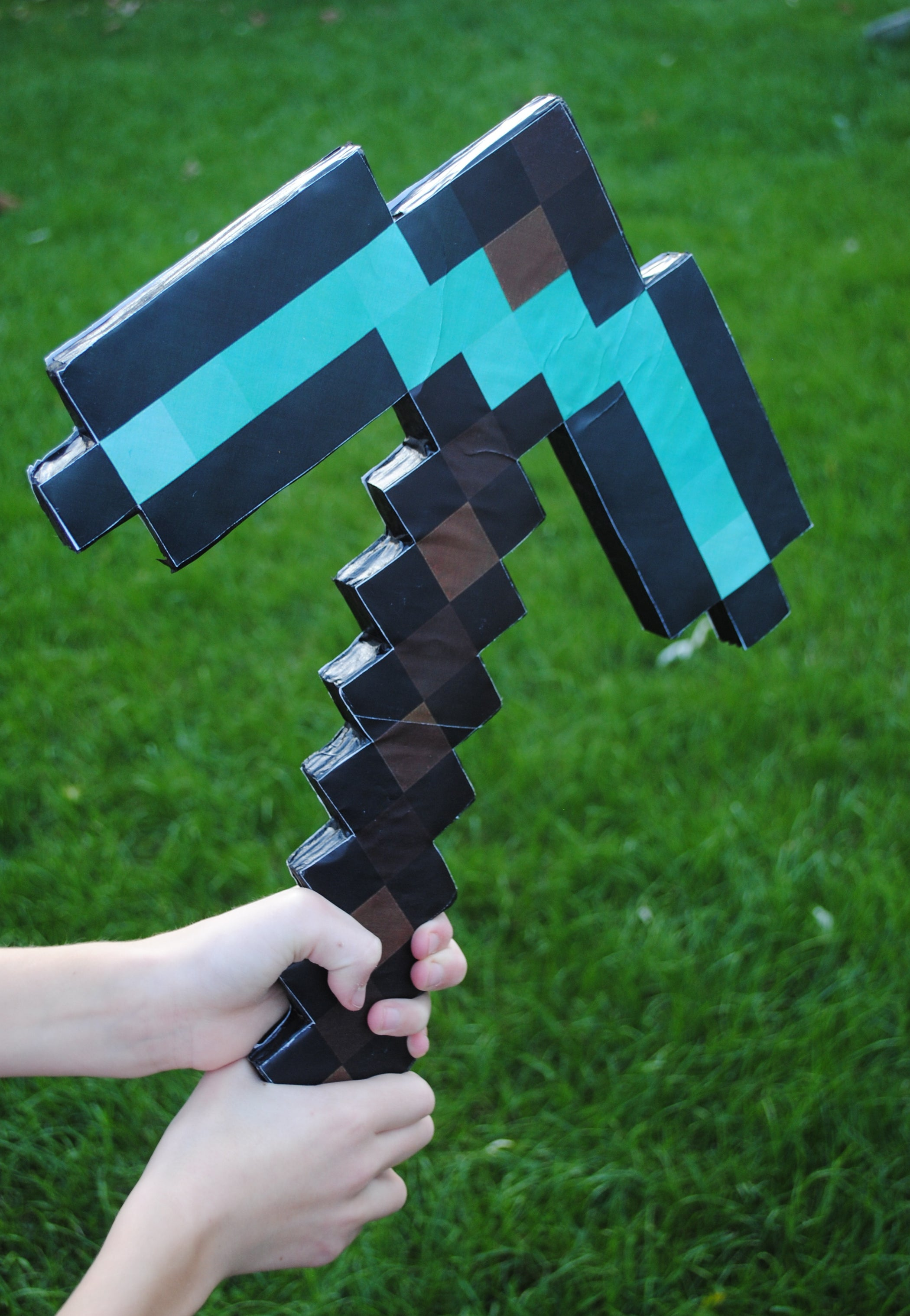 Minecraft Pickaxe - $5 and 45 Minutes : 5 Steps ...