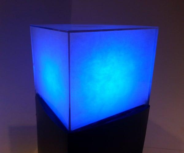 Tesseract, +  Warp Plasma !