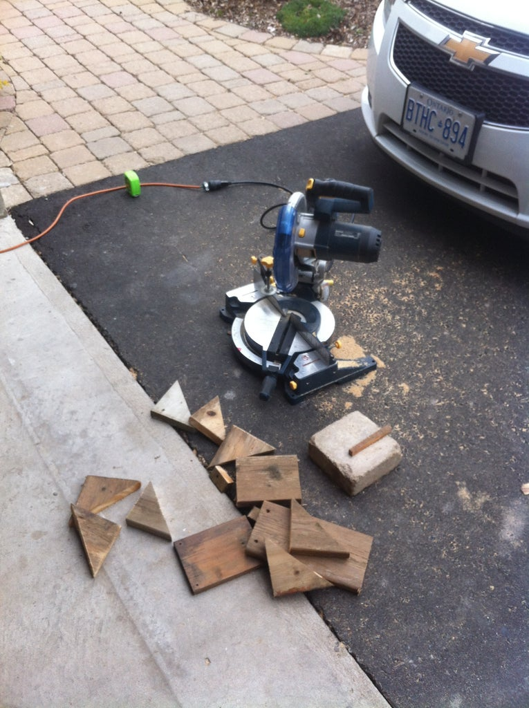 Cut Wood and Screw It Together