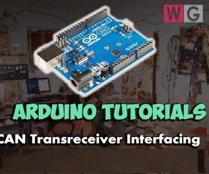 CAN Protocol on Arduino