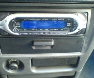 How to Connect Your Mp3 or Ipod on a Car Cd-player.