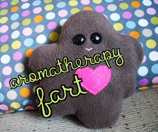 Aromatherapy Fart: Laughter is the Best Medicine