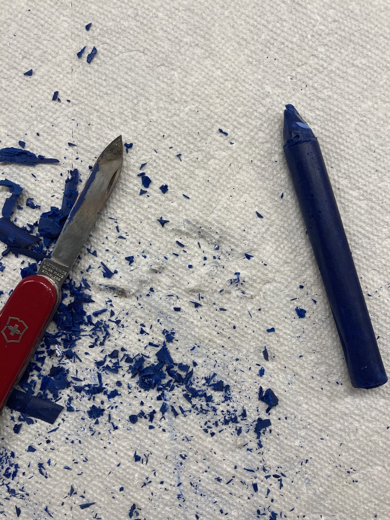 Carving Your Crayon