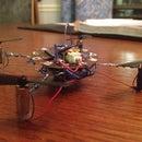 Custom Arduino Micro Quadcopter Concept