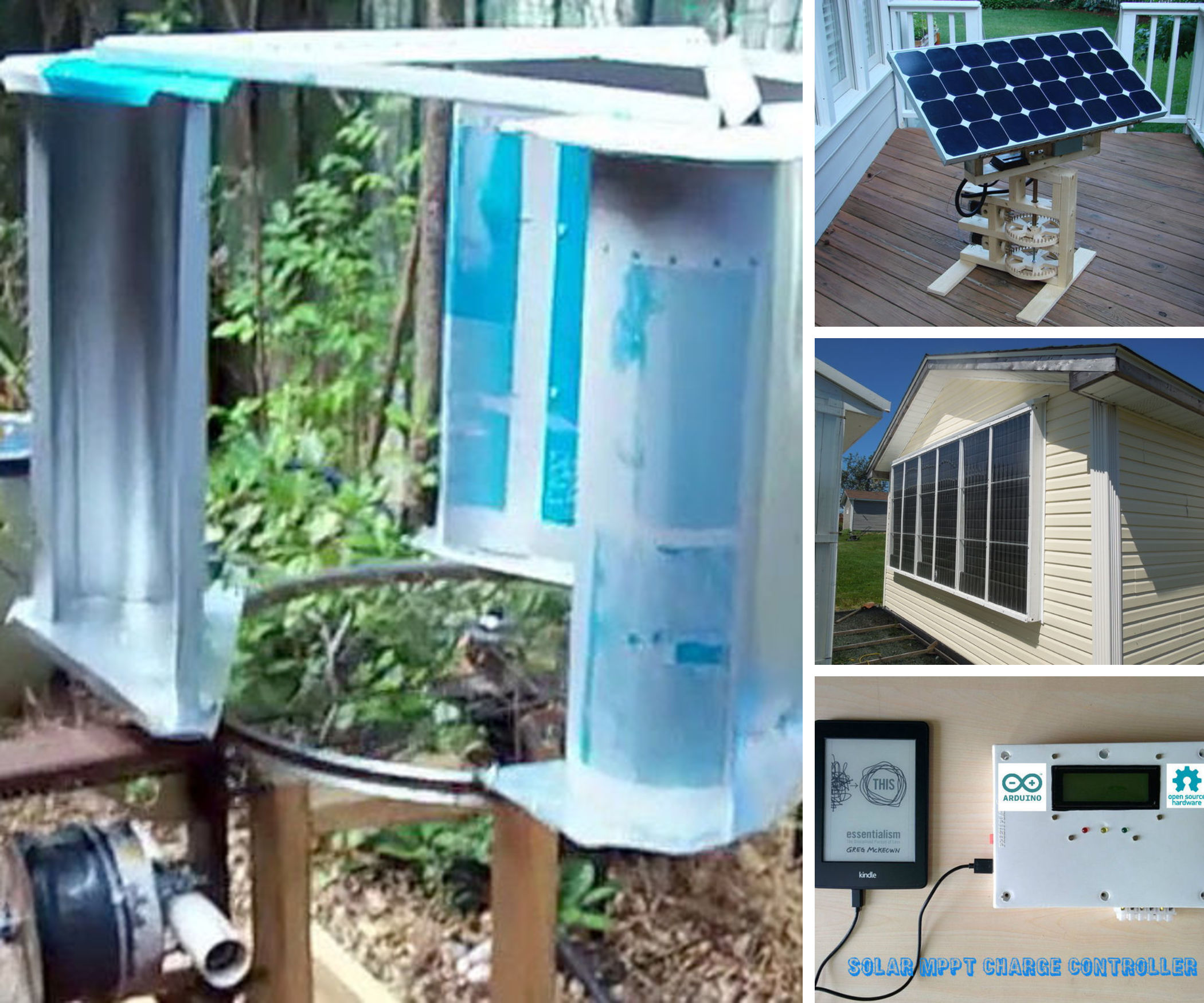 Sustainable Energy Projects