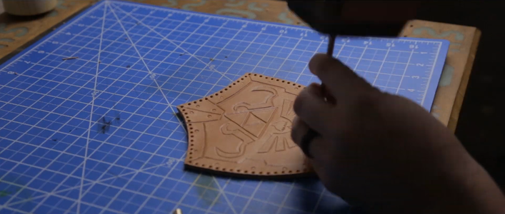 Stamping Out the Design