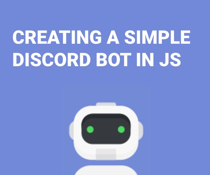 How to Make a Discord Bot Using NodeJS